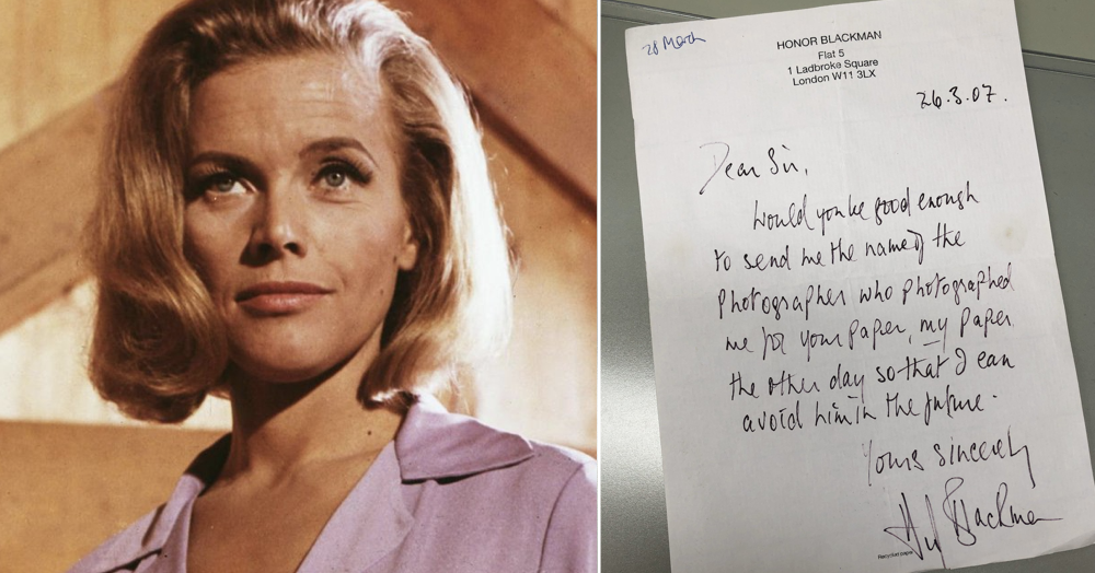 17 favourite tributes to Honor Blackman, James Bond's Pussy Galore, who has died aged 94 - the poke