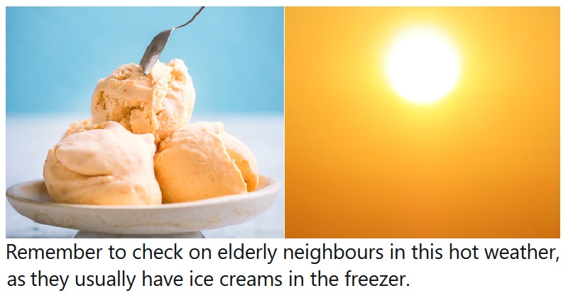People have been having a good old moan about the heat – the 17 hottest takes - the poke