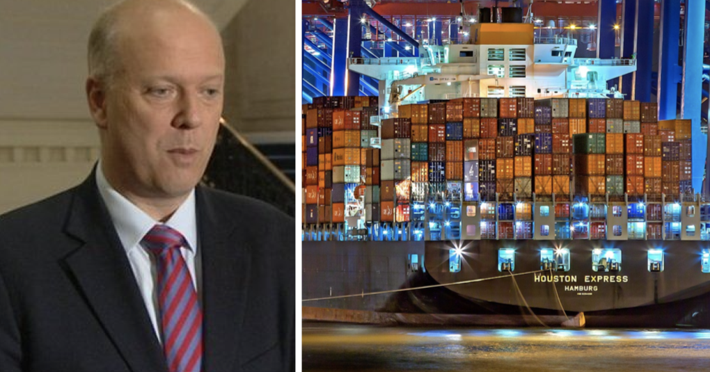 Chris 'no ships' Grayling just got a £100k job advising ports – only 7 responses you need - the poke