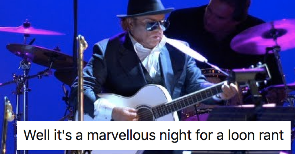 Van Morrison's written 3 anti-lockdown songs – these 13 takedowns all hit the right note - the poke