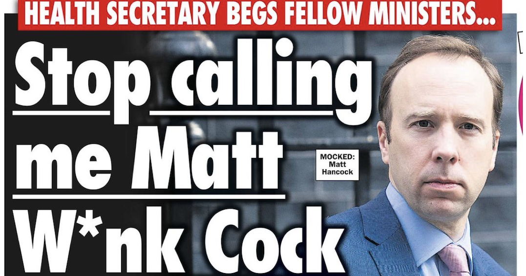 Simply 13 Sunday Sport headlines to take the edge off just a little bit - the poke