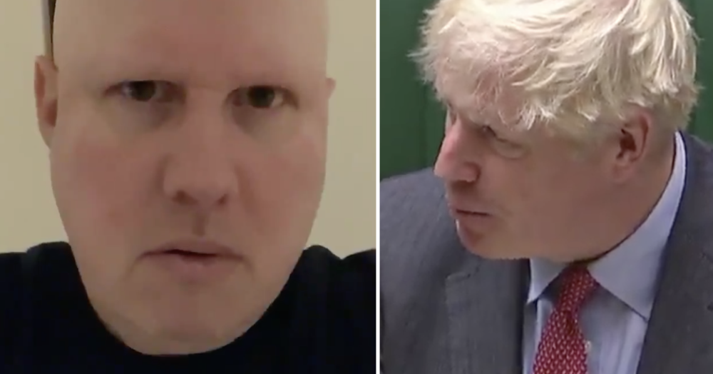 This Matt Lucas takedown of Boris Johnson has gone viral all over again because it's even more relevant now - the poke