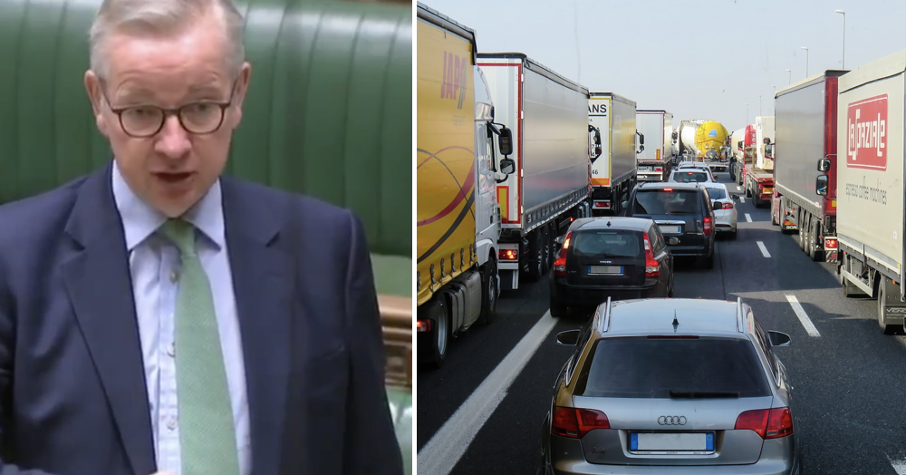 An 'internal border' will be created in Kent to stop post-Brexit lorry chaos – favourite 17 things people said about it