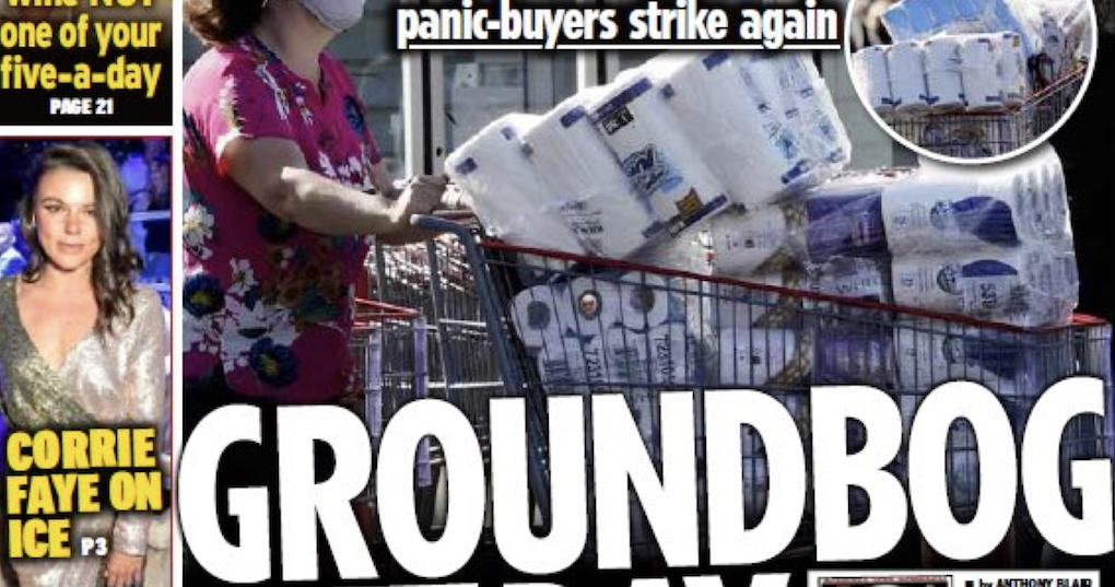 Daily Star wins headline of the day - the poke