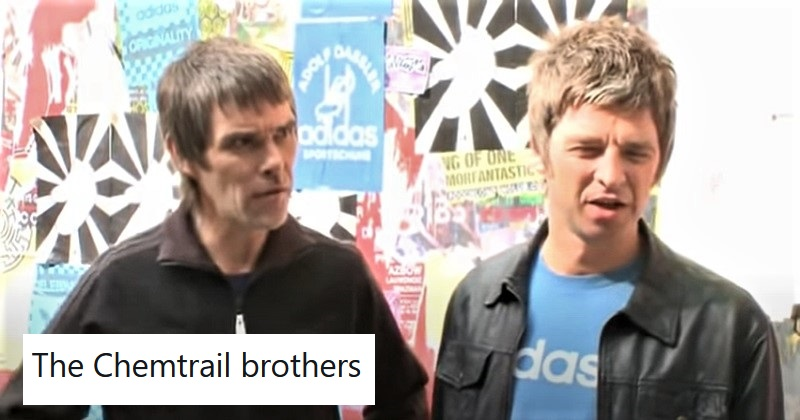 The 15 funniest band names people suggested for Ian Brown and Noel Gallagher