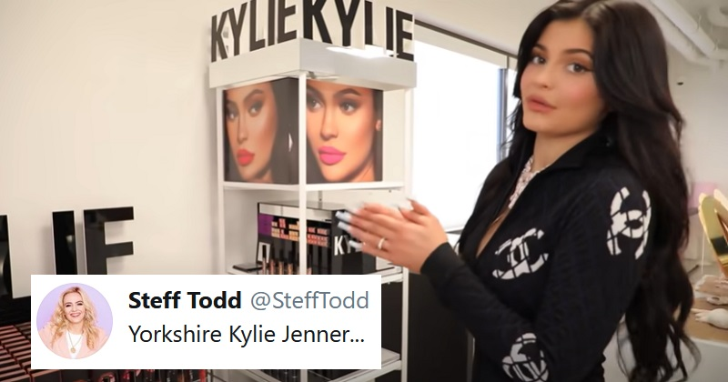 This Kylie Jenner video is so much better with a hilarious Yorkshire overdub - the poke