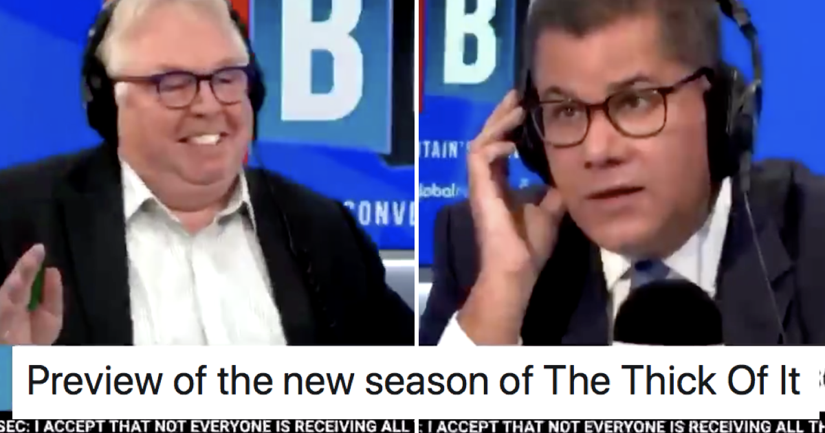 A Tory minister was asked the difference between 'Australia deal' and 'no deal' and you'll be facepalming into next week