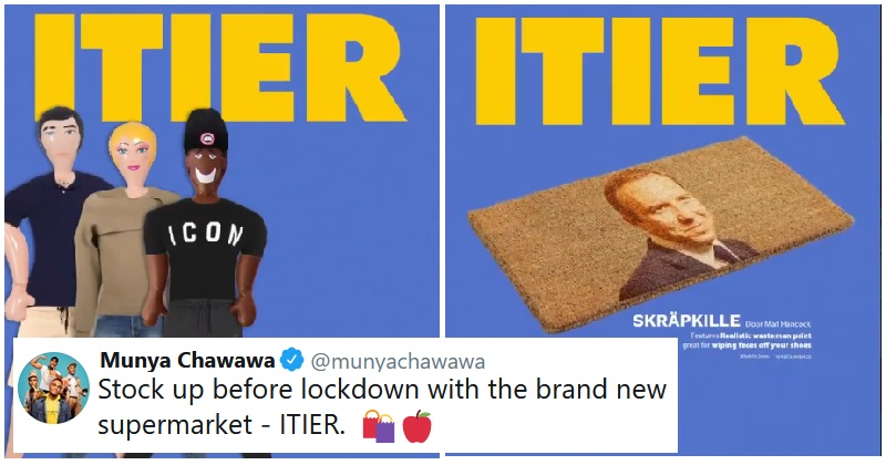 Worried about another lockdown? Go to ITIER - the poke