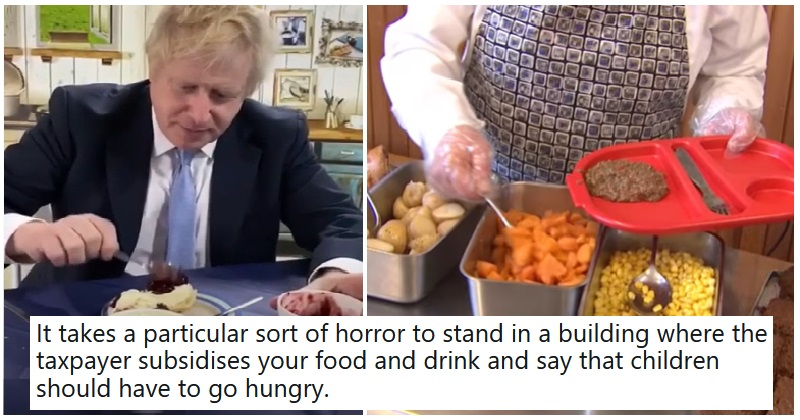 MPs voted against feeding hungry kids during the holidays – 11 outright condemnations - the poke