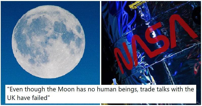 People have been trying to predict NASA's big announcement about the Moon – the 19 funniest guesses - the poke