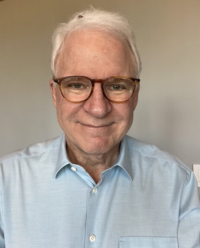 Steve Martin has got his Halloween costume ready - and we ...