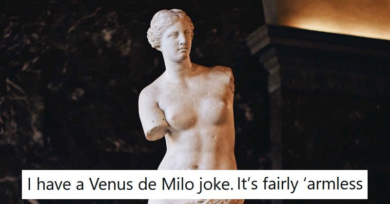 People have been trying to outpun each other – and these 27 are very punny indeed - the poke