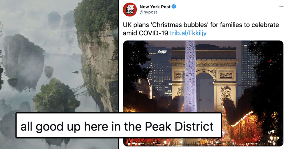 British people are hilariously mocking the New York Post after they mistook Paris for London - the poke