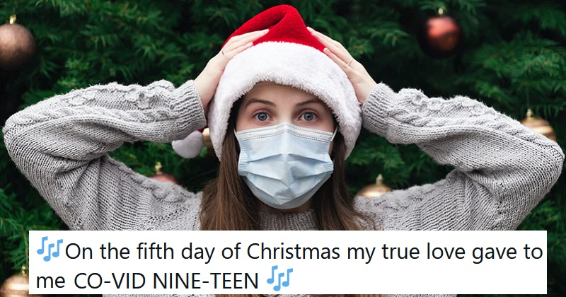 16 reactions to the Christmas Covid rules that are more 'No way' than 'Nöel' - the poke
