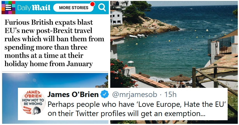 Brits abroad are shocked to discover Brexit means Brexit – our 12 favourite responses - the poke