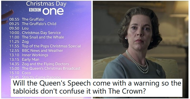 BBC One's Christmas TV schedule got a collective thumbs down – our 15 favourite responses - the poke