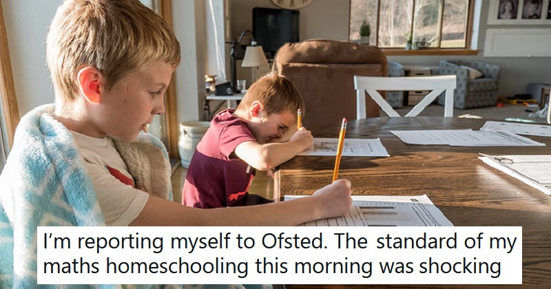 The trials and tribulations of homeschooling inspired these 14 very funny tweets - the poke
