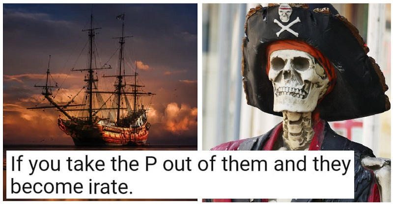 'What are some black flags that you might be dating a pirate?' The 17 funniest suggestions - the poke