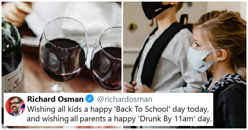 It's Back to School Day – again – and Twitter's filled out the report cards - the poke