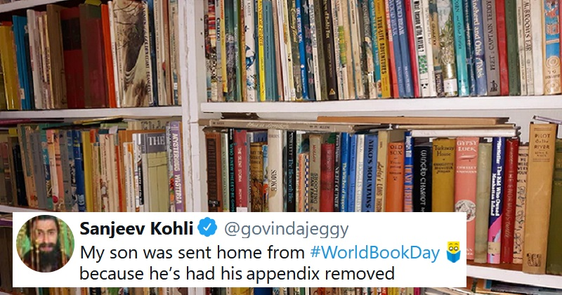 15 favourite funny tweets about World Book Day 2021 - the poke