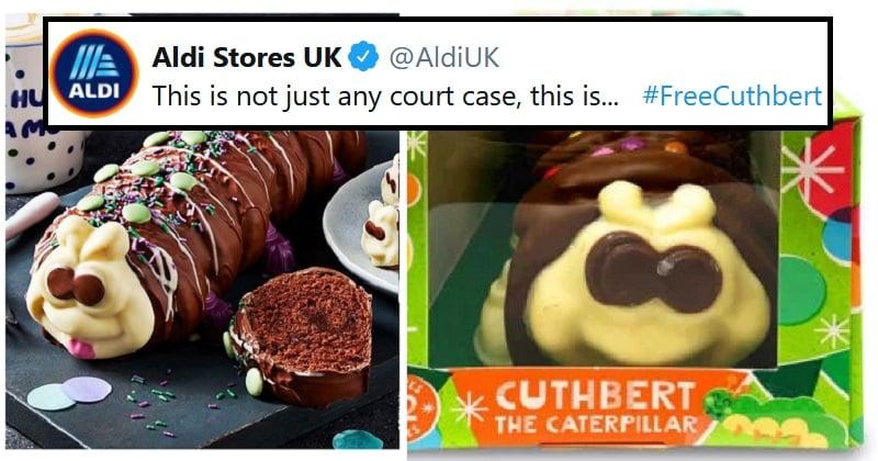 M&S goes toe to toe to toe to toe with Aldi in the battle of the caterpillar cakes
