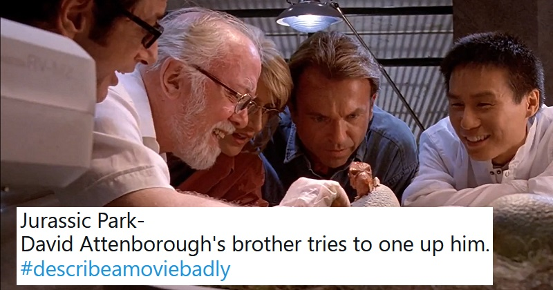 Jimmy Fallon asked people to 'describe a movie badly' – mission accomplished for these 17