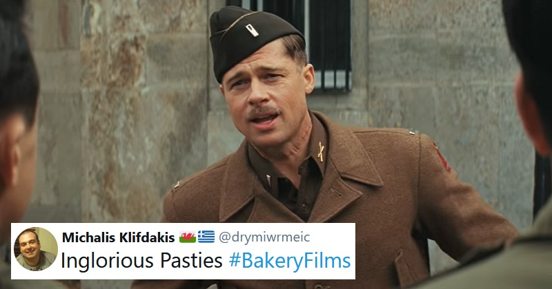 People have been coming up with bakery films – 17 you really knead to see - the poke