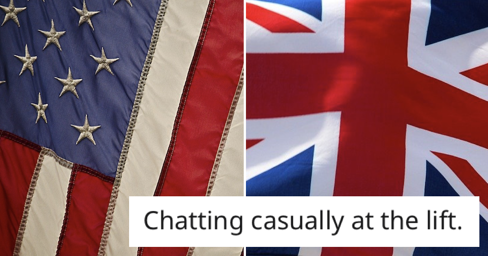 'What is socially acceptable in the US but not in the UK?' – 40 favourite differences - the poke