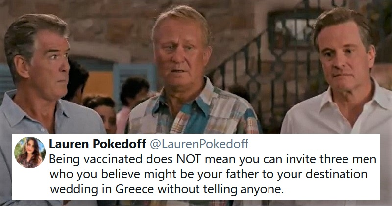 People are listing the things you still can't do after vaccination using familiar plots – 17 favourites