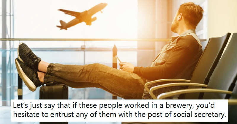 The government says people shouldn't travel to countries on the amber list – 7 colourful reactions