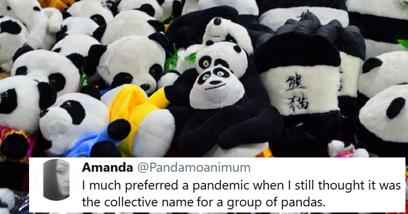 13 favourite tweets about how we're handling the pandemic
