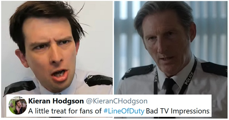 These Line of Duty 'bad' impersonations brilliantly sum up season 6 in under three minutes