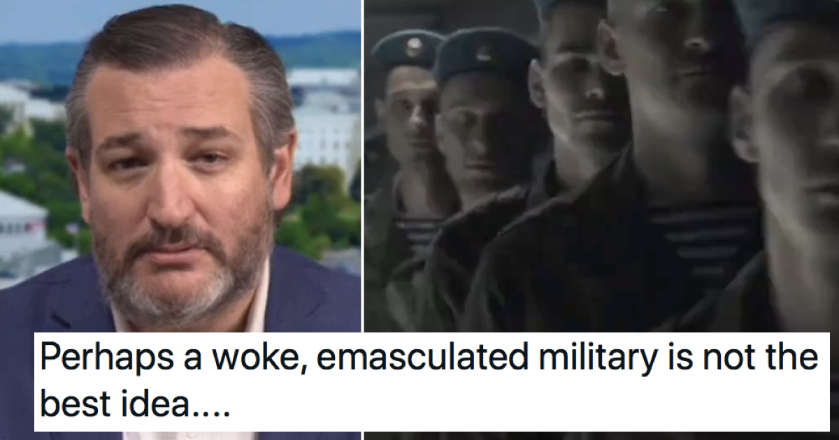 Ted Cruz shared a Russian propaganda video and it blew up in his face – 13 military grade takedowns