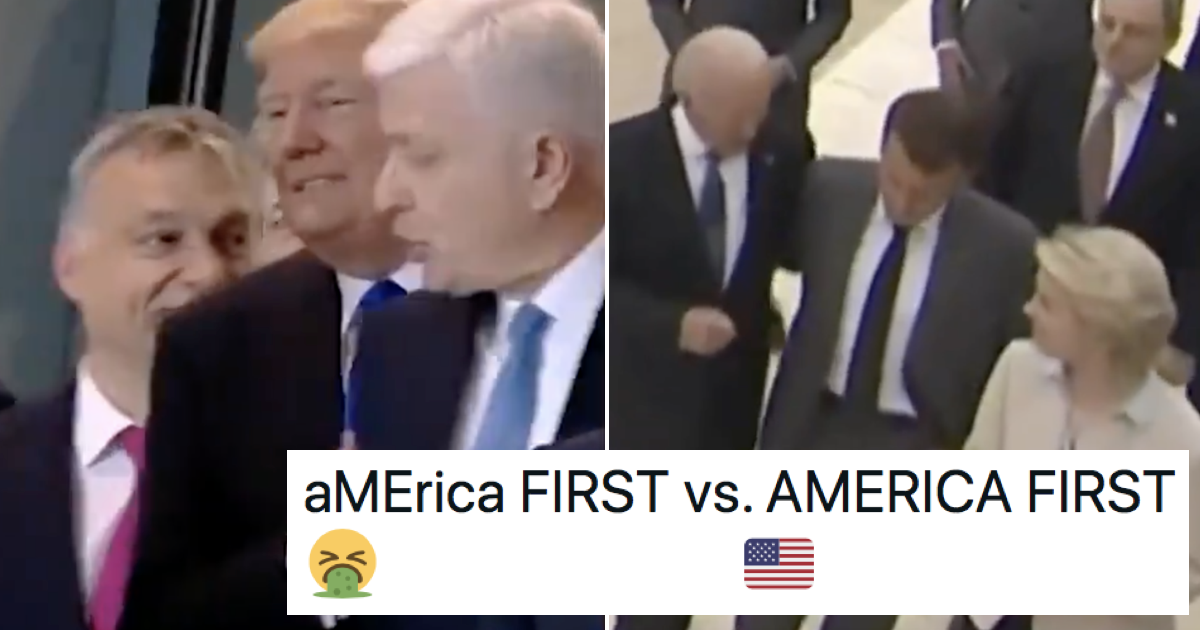 The difference between Trump and Biden 'in 5 seconds' totally nails it and Mark Hamill said it best