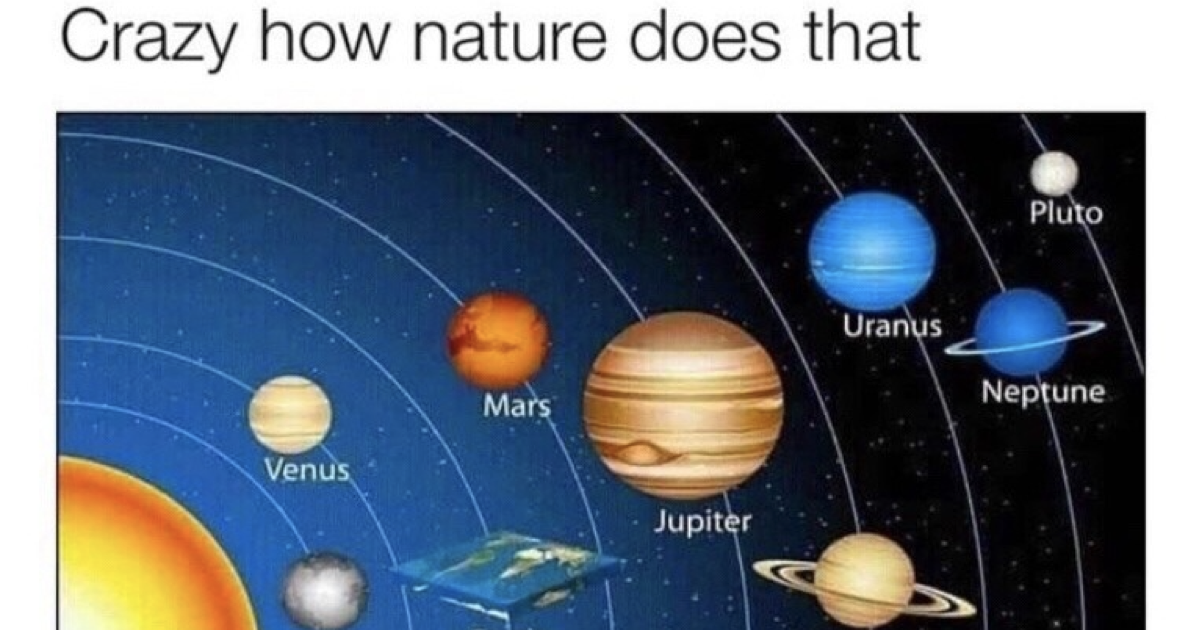 17 fabulous times flat earthers were trolled into the next dimension - the poke