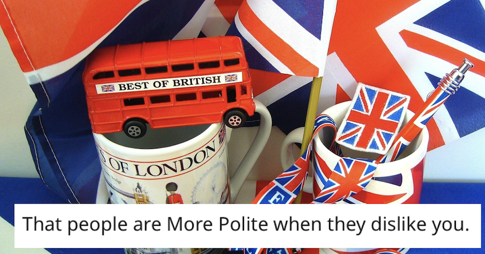 People not from Britain shared the British things that really baffle them – 27 favourites