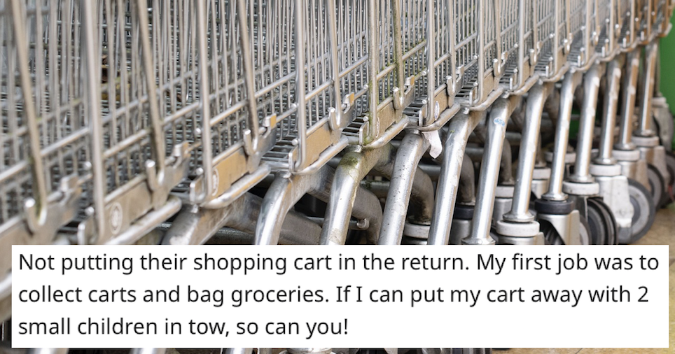 People are sharing things they secretly judge others about – 23 hard side eyes - the poke