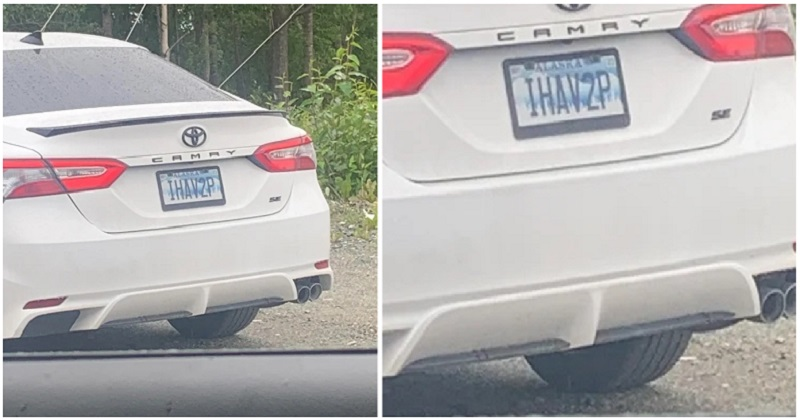 Simply 14 creative licence plates with something to say - the poke