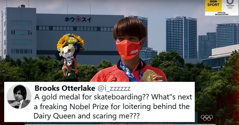 Simply 16 funny tweets about the Olympics that get a gold from us - the poke
