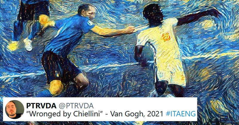 Featured image of post The Best 13 Chiellini Saka Gif