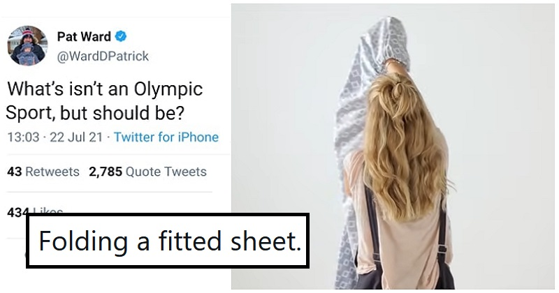 People have been sharing ideas for real-world Olympic sports – 18 winning suggestions - the poke