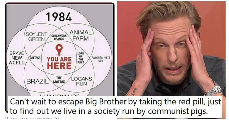 Laurence Fox got dragged for this epic Venn diagram fail – 11 scathing takedowns - the poke