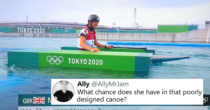 Good sports have been joking about the Olympics – 14 funny favourites