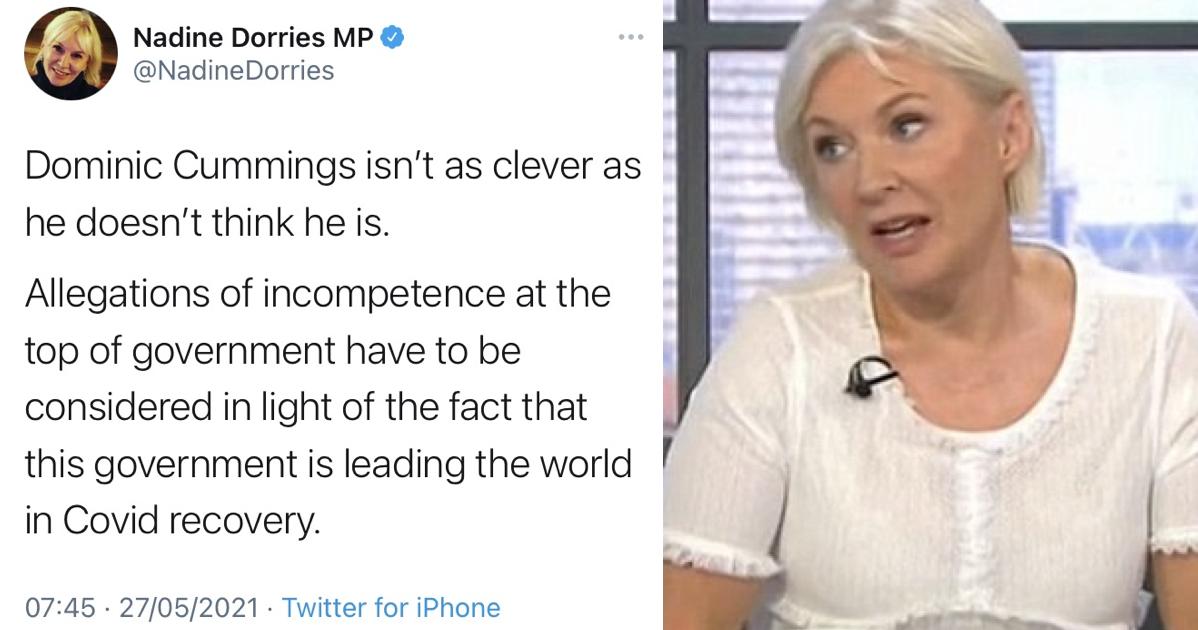 14 glorious self-owns by Boris Johnson's new culture secretary Nadine Dorries