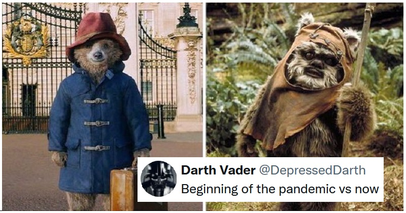 Vaccines, masks and the wisdom of Batman – 12 funny tweets about the pandemic - the poke