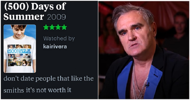 Our top ten funny posts from 'Letterboxd reviews with threatening auras' - the poke