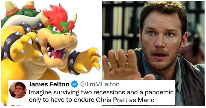 The reviews are in for the casting choices of the new Mario film – 14 super takedowns