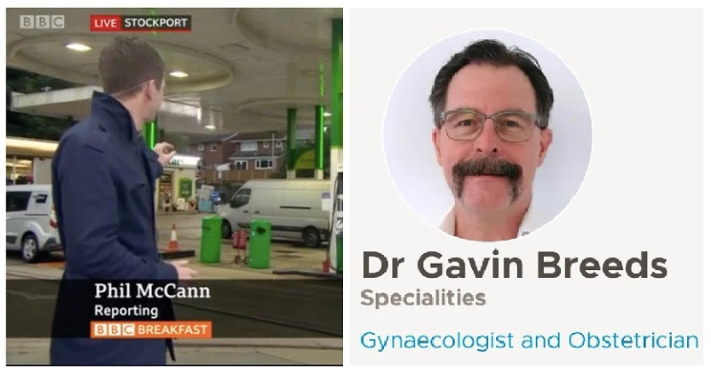 Phil McCann isn't the only victim of nominative determinism – 14 brilliantly apt names