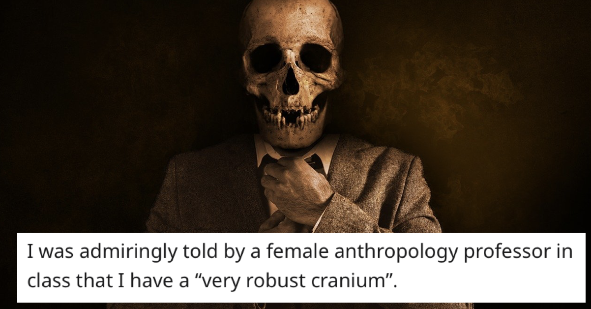 'What's the weirdest compliment you ever received?' – 23 proper jaw droppers