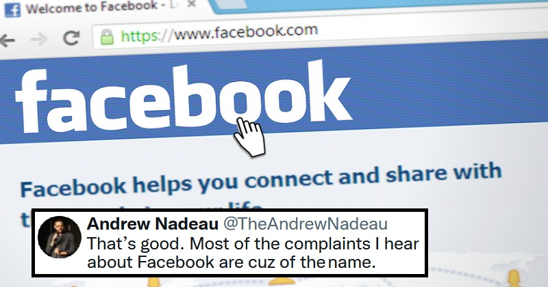 15 favourite funny reactions to Facebook's planned rebrand - the poke